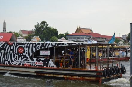 tourist boat picture